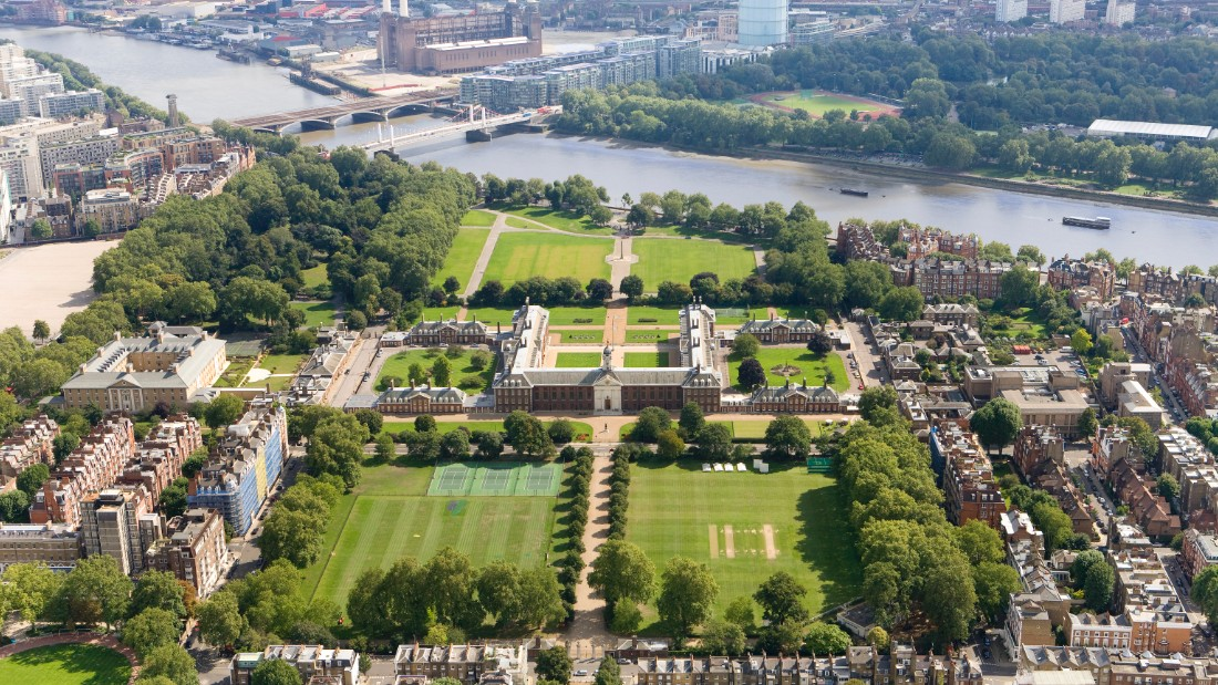 London will return as a host city when the Tour visits the Royal Hospital Chelsea.