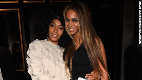 Beyonce interviews sister Solange for magazine