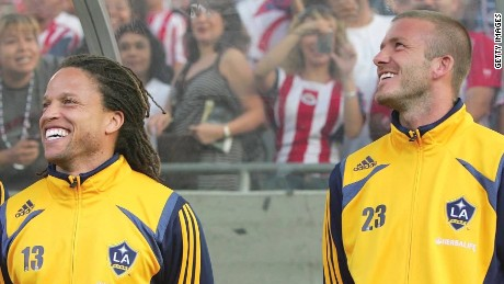 Cobi Jones: David Beckham lifted standards