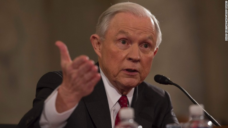 Sessions asked about 'Access Hollywood' tape