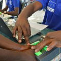 RESTRICTED IOM Nigeria-Biometric registration3-Maiduguri host community