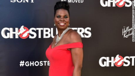 Leslie Jones bans Trump from coming to her Netflix special