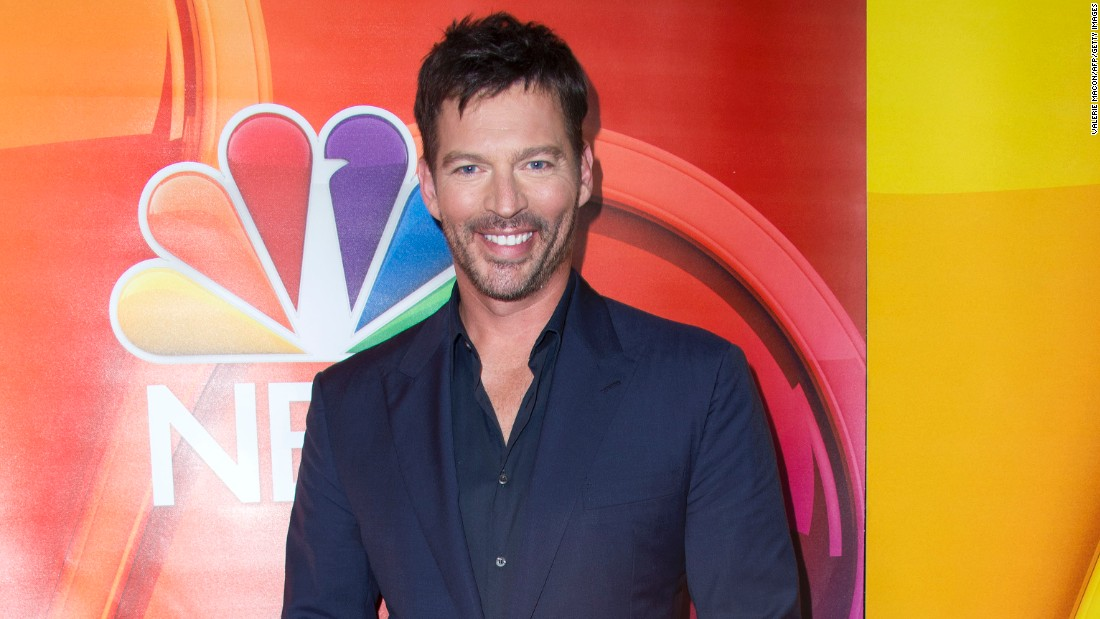 Crooner and talk-show host Harry Connick Jr. turns 50 on September 11.