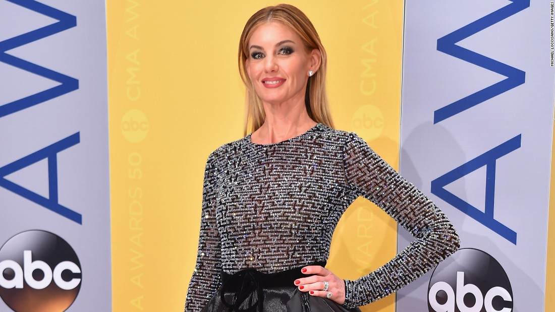 Country star Faith Hill marks her big birthday the same year as husband Tim McGraw. She turns 50 on September 21.