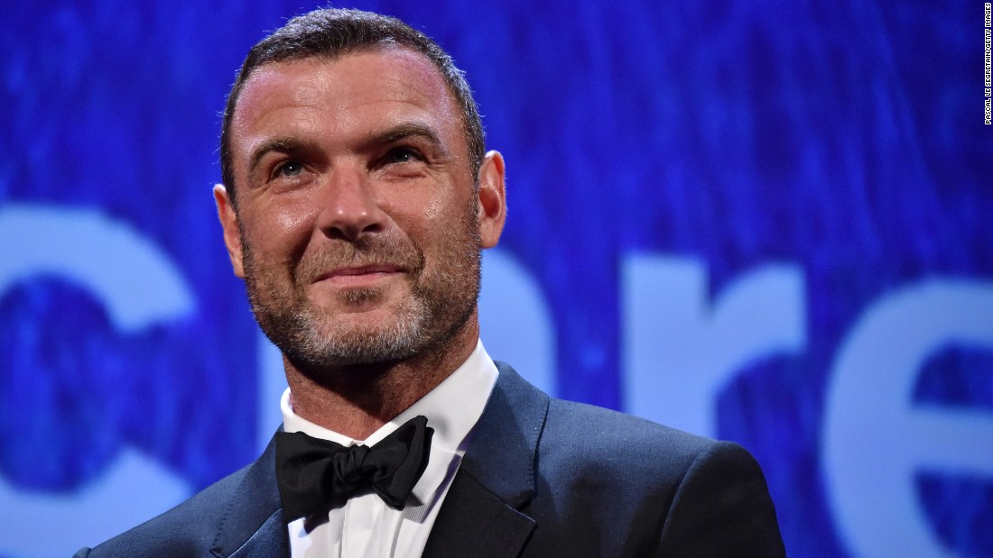 """Ray Donovan"" star Liev Schreiber and his scruff turn 50 on October 4."