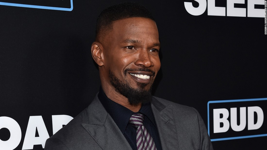 "Academy Award-winning actor Jamie Foxx may be ""Sleepless"" on December 13. That's the day he turns 50."