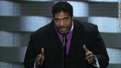 The Rev. William Barber is a leader in Moral Mondays, a movement inspired by the Rev. Martin Luther King Jr.