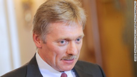 Russian Presidential Spokesman Dmitry Peskov calls for dialogue
