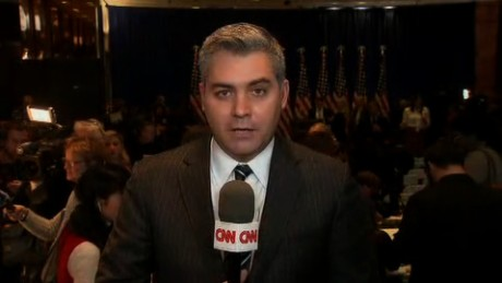CNN reporter: 'Spicer threatened to kick me out'