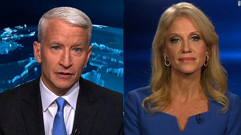 Conway, Cooper clash over report (entire)