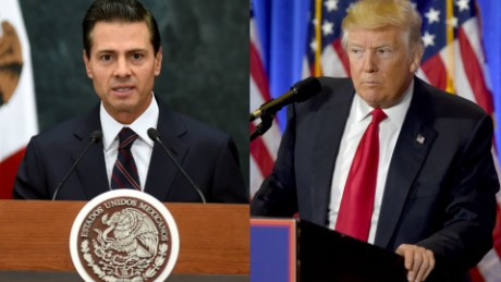 Mexican president cancels Trump meeting
