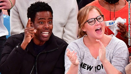 Chris Rock and Amy Schumer were part of an epic night of comedy.