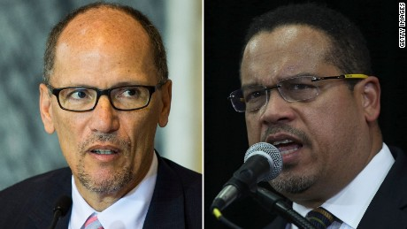 Democratic divisions on display at DNC debate