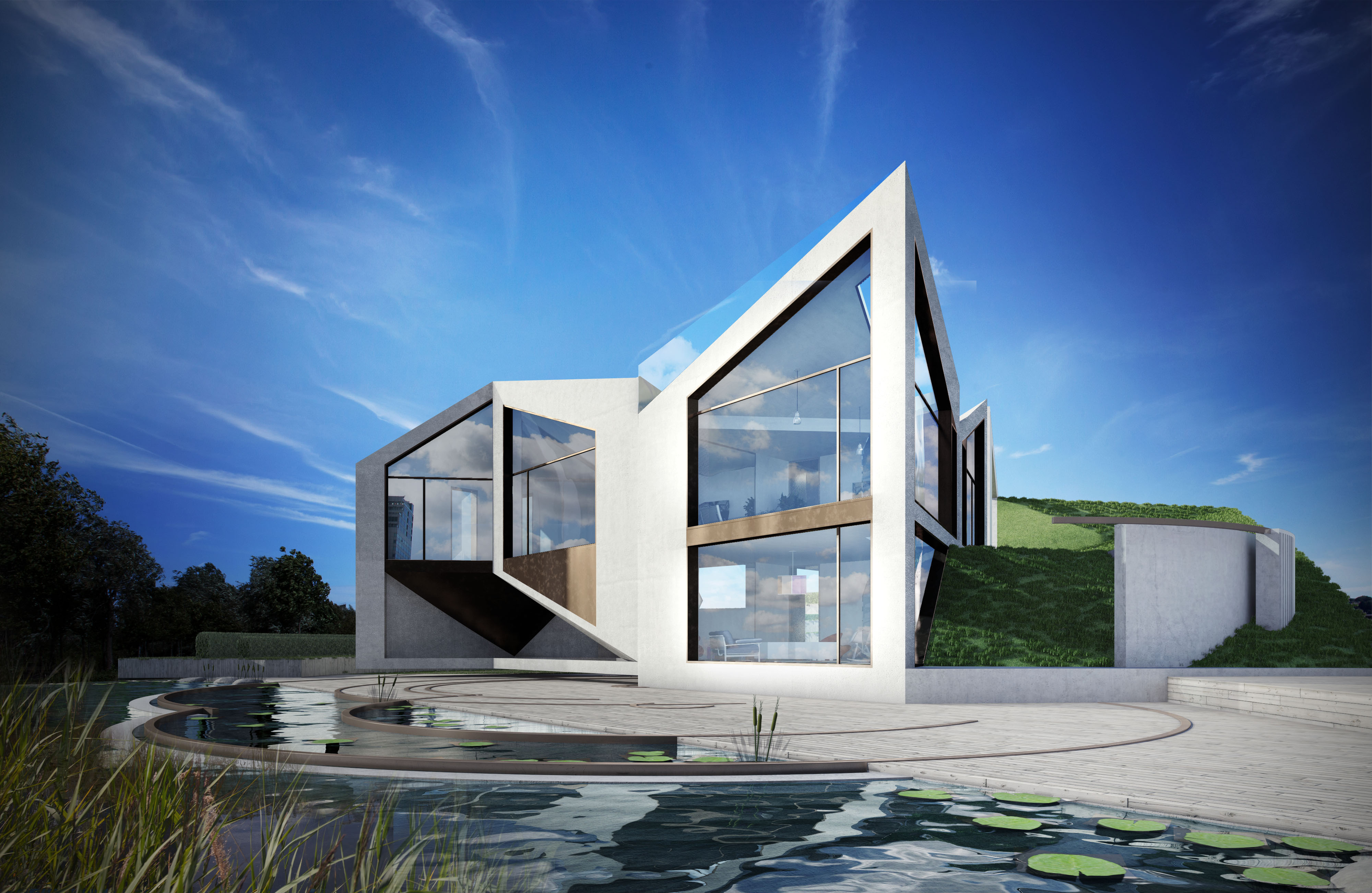 Uncategorized Everingham Rotating House are rotating homes the future of architecture cnn style
