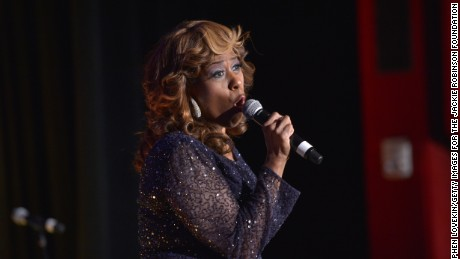 Jennifer Holliday said she was shocked by the backlash over her possible inauguration performance.