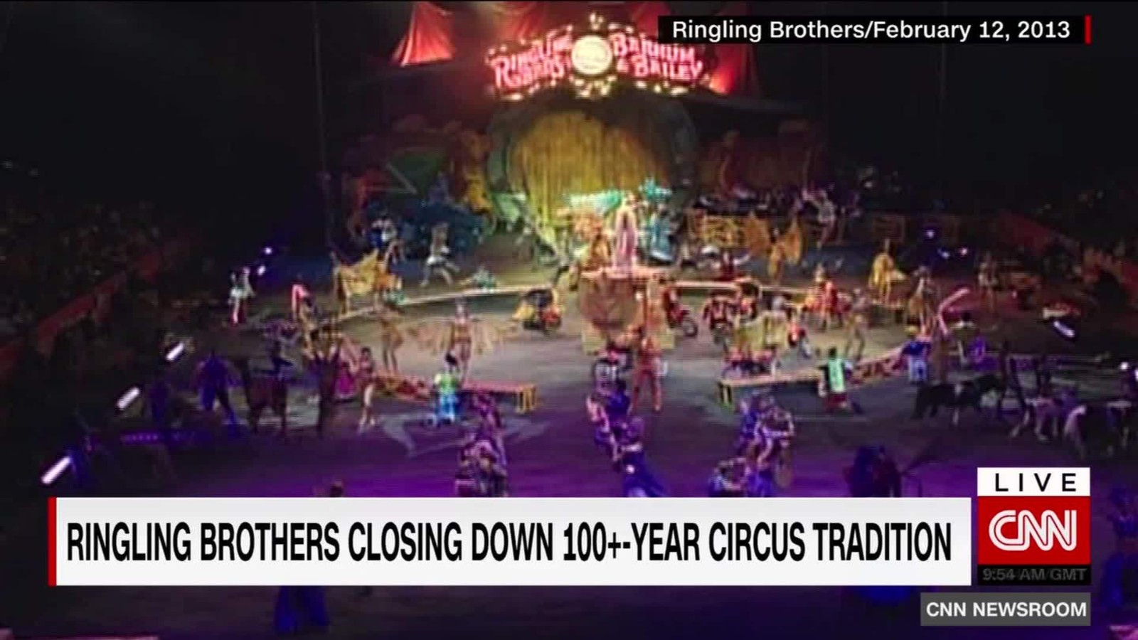 farewell ringling bros but the circus isn u0027t dead opinion cnn