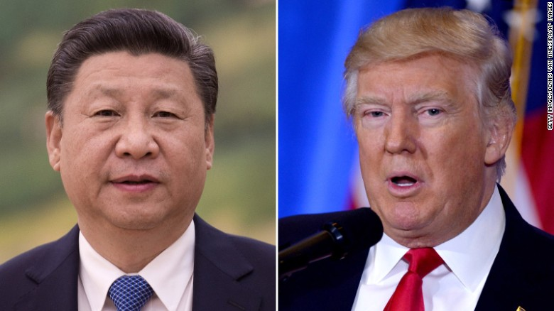 Trump, Xi to meet despite harsh rhetoric