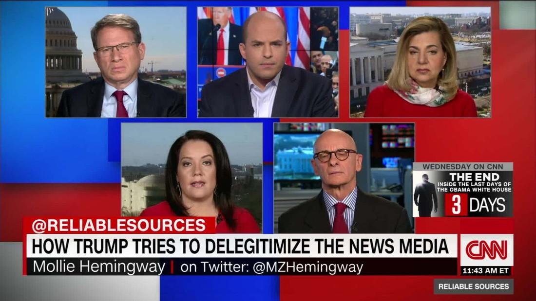 President Trump's dangerous war on the media