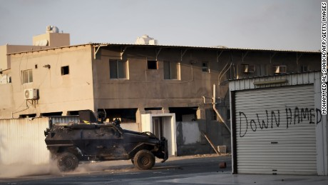 Bahrain executes 3 men convicted in bombing that killed police