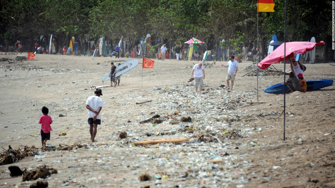 The Teenagers Getting Plastic Bags Banned In Bali Cnn