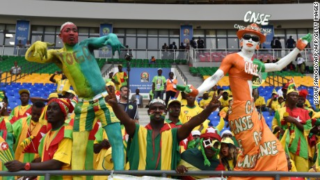 Day three: Reigning champion Ivory Coast held to draw against Togo