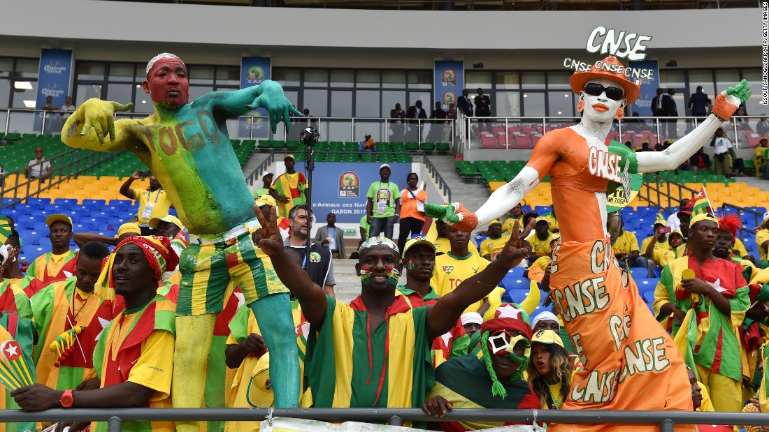 Togo faced reigning champion Côte d'Ivoire in Group C's opening fixture, having never beaten the Elephants in AFCON competition.
