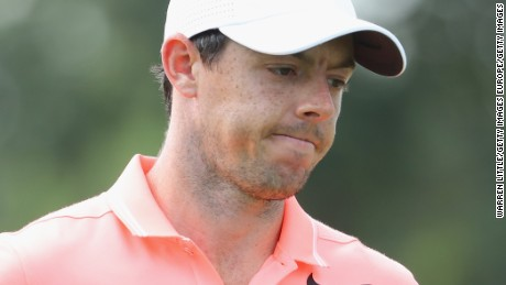 Golf star Rory McIlroy lost in a playoff at the South African Open on Sunday.