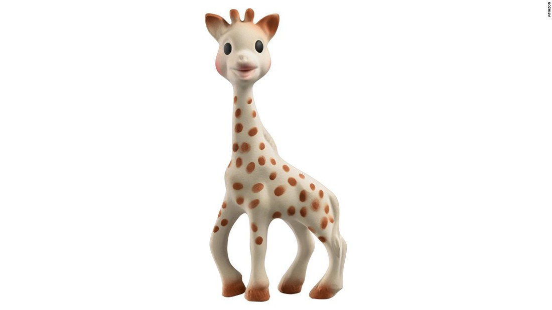 Sophie the Giraffe Is mold reason to worry CNN