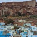 Beautiful India Jodhpur Mehrangarh Fort-528394824