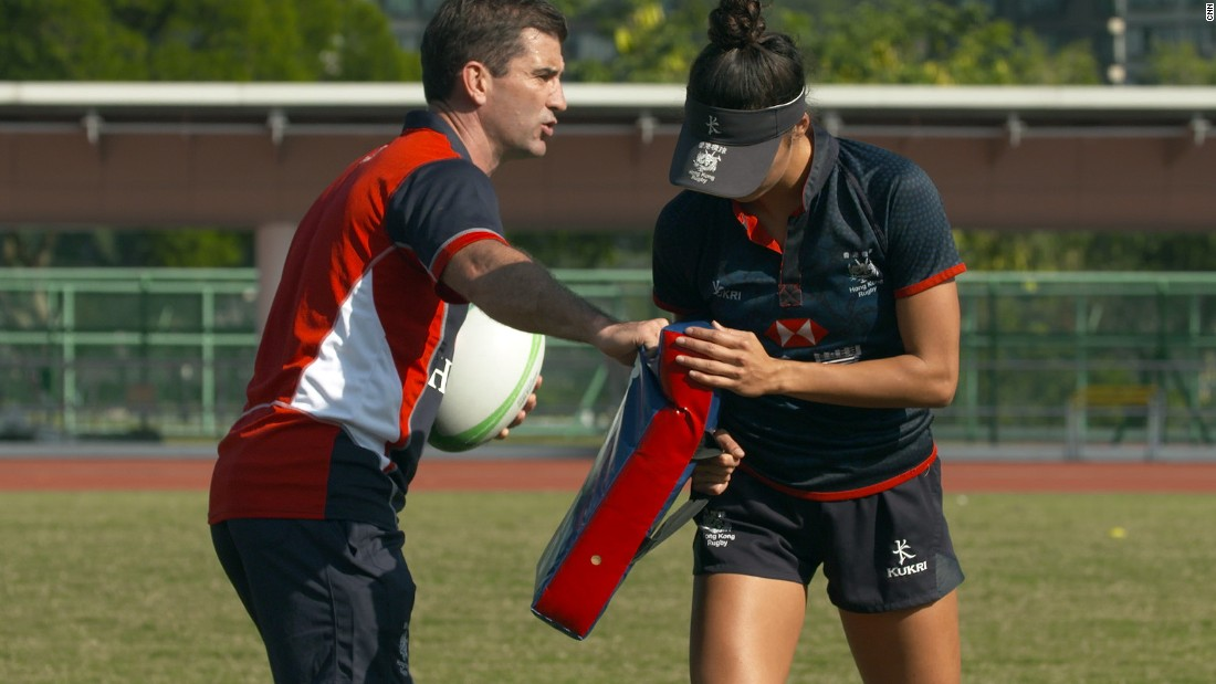 """In sevens, games can be won or lost on one or two tackles that are either made or not made,"" Baber says. <a href=""http://cnn.com/video/data/2.0/video/sports/2017/01/19/spc-cnn-world-rugby-seven-deadly-skills-tackling-gareth-baber.cnn.html"" target=""_blank"">WATCH TACKLING VIDEO</a>"