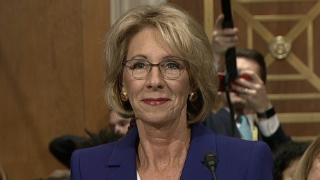 Betsy DeVos: 'Yes,' Trump's leaked tape comments describe ...