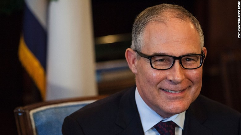 Trump's EPA pick confirmed, despite controversy