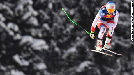 The most dangerous race in alpine skiing?