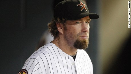 Jeff Bagwell in 2010 when he was Houston Astros hitting coach.
