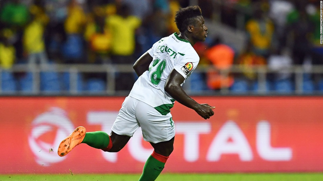 But the Indomitable Lions were certainly made to work for their victory, after Guinea-Bissau's Piqueti scored what could be the goal of the tournament.