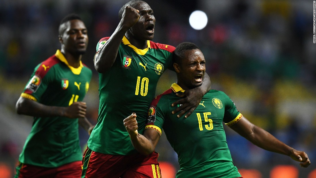 Guinea-Bissau rallied to no avail and, with three points secured, Cameroon became the first nation to record a comeback this tournament and moved to the top of Group A.