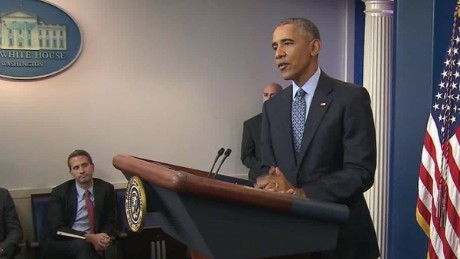 Obama gives final White House news conference