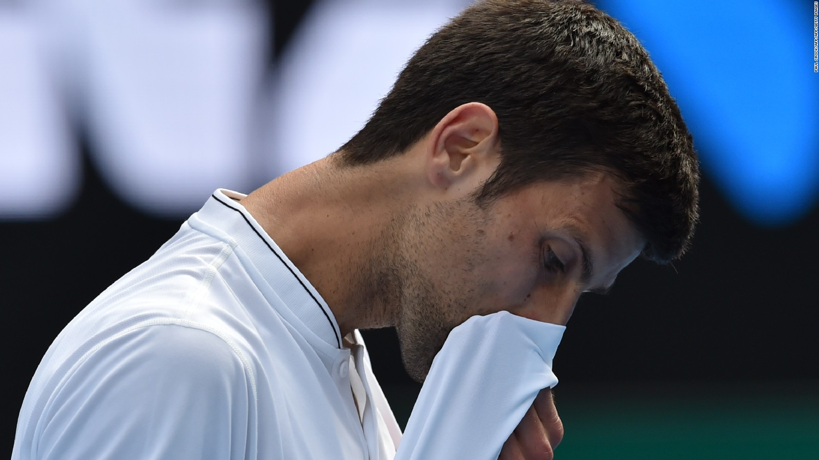 Novak Djokovic stunned by Denis Istomin at Australian Open CNN