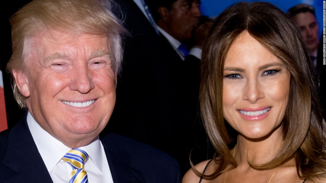 Melania Trump settles in as first lady
