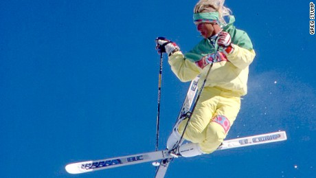 Glen Plake became one of the most recognizable skiers in the world.