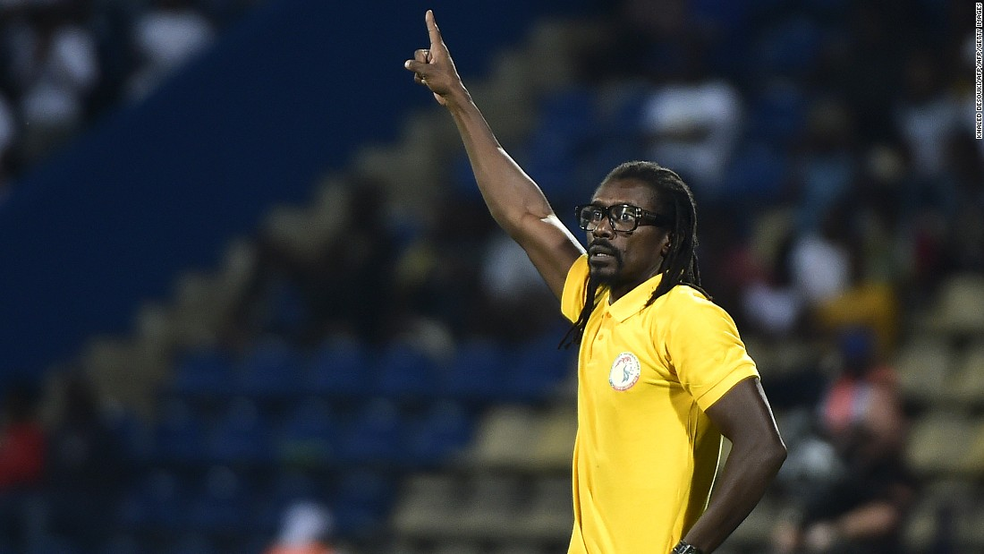 The three points for coach Aliou Cisse's side means Senegal is the first country to qualify for the AFCON 2017 quarterfinals.