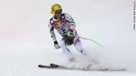 World's most famous ski race: Kitzbuhel