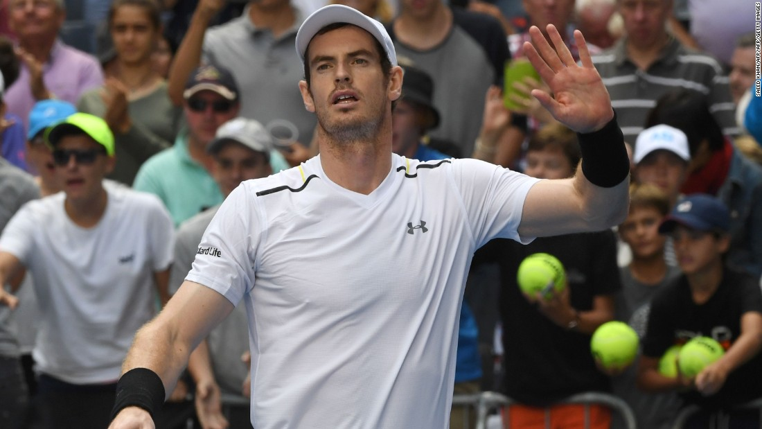 Murray didn't look back from that point and duly wrapped up a straight-sets victory to set up a clash with 50th-ranked German Mischa Zverev, who has reached round four at a grand slam for the first time.