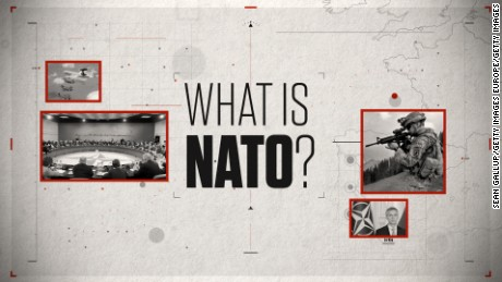What's the point of NATO?