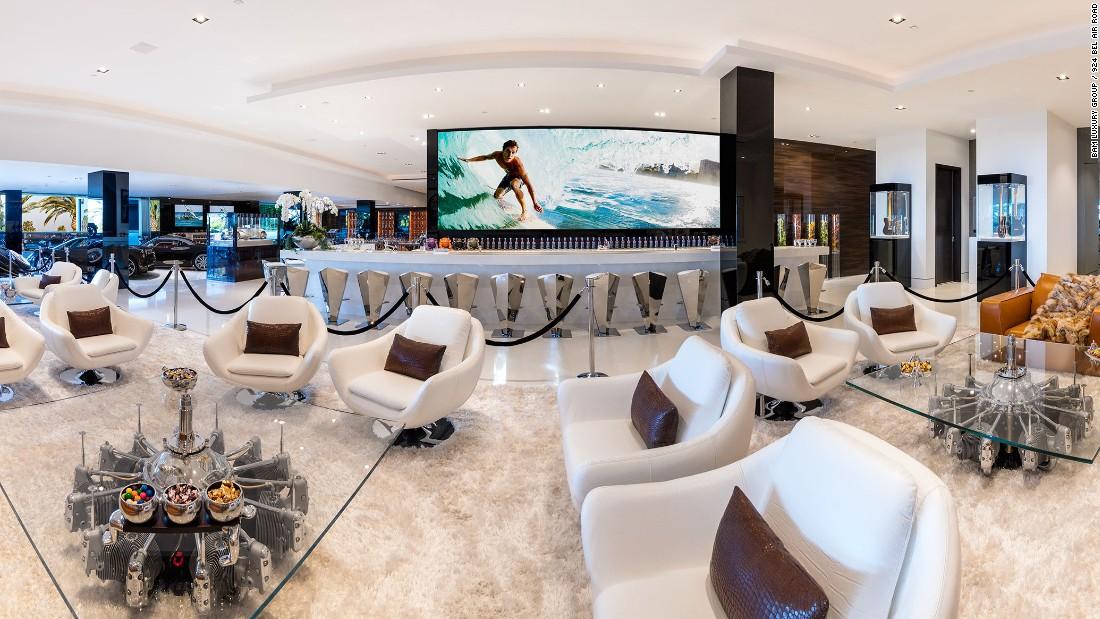 Inside A 250 Million Dollar Mansion
