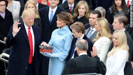 Federal prosecutors from the Southern District of New York are investigating the Trump inaugural committee.