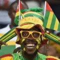 Togo fan AFCON