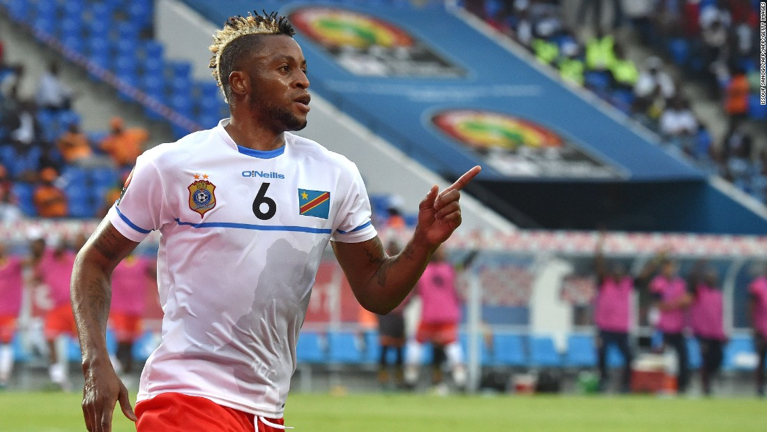 But just minutes later, DR Congo had regained the lead. Junior Kabananga, a matchwinner against Morocco on Matchday one, wasn't content with a fine assist for Kebano and promptly scored his second of the tournament.
