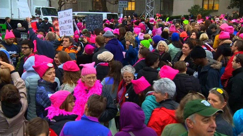 Womens march Washington lah newday_00000000