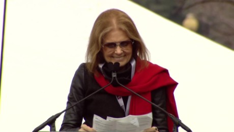 Womens march Gloria Steinem Trump_00021012
